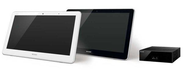 16-inch Sharp Aquos Famiredo slate with Android Kitkat OS ...