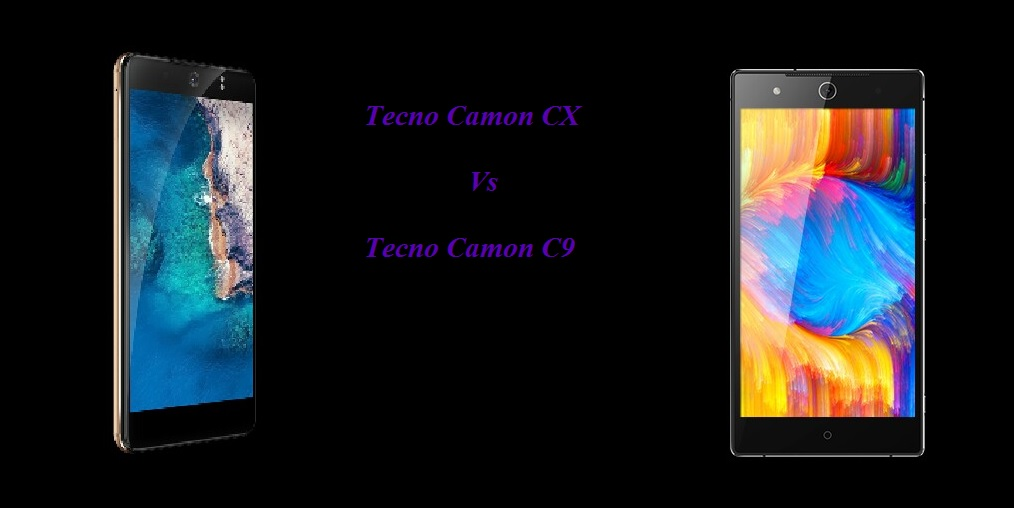 tecno camon cx vs camon c u comparison overview