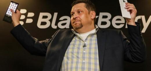 Blackberry Venice Launch